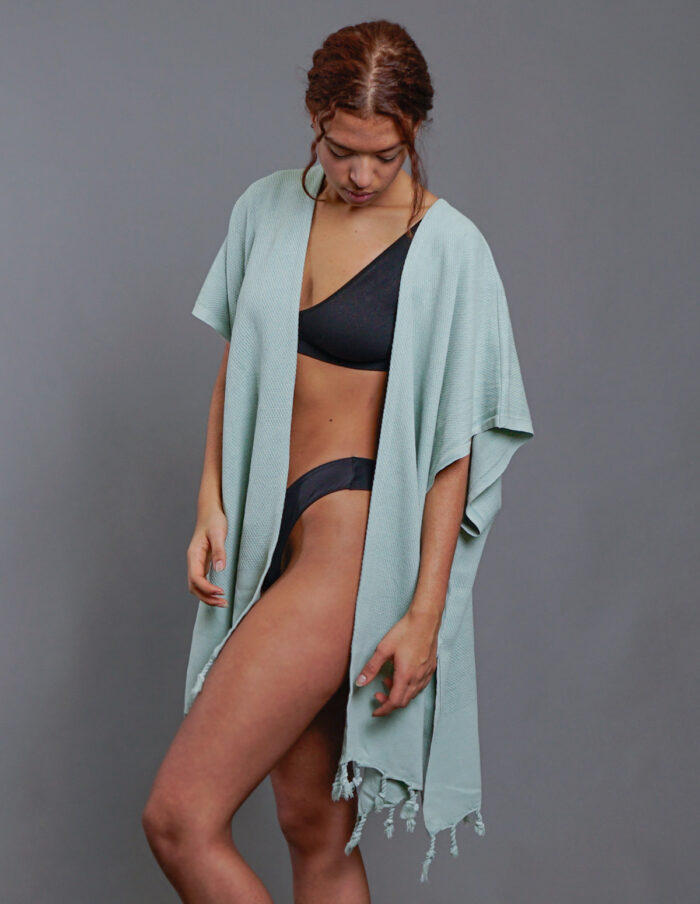 Jandia Kimono_ethical and sustainable beachwear_animawomenssurf