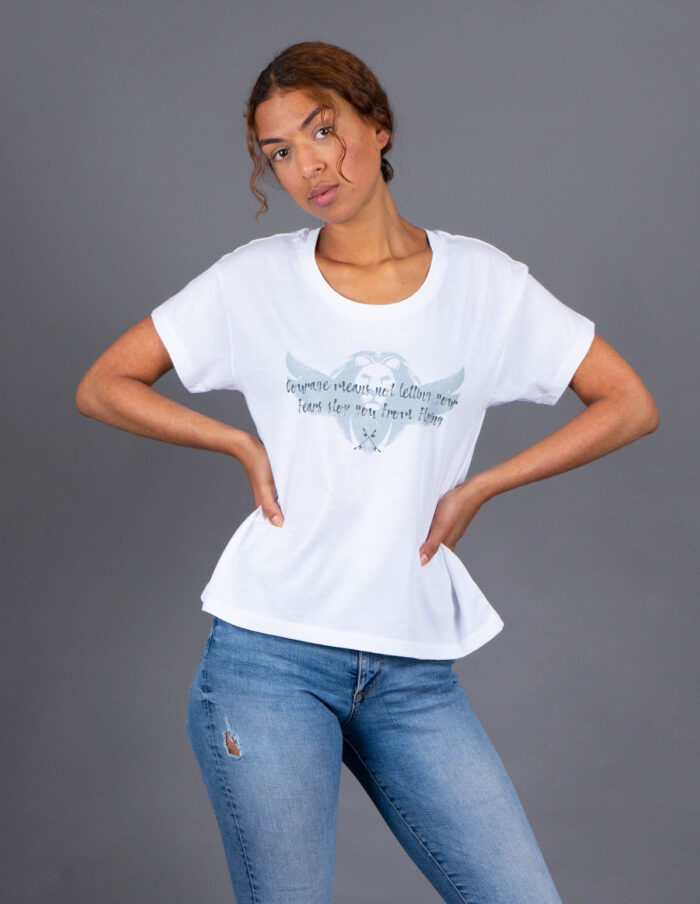 lion_organiccottont-shirt_skategirl animawomenssurf
